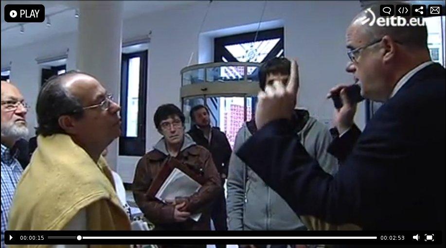 BIDEOA: Cabacas familia eta EAJko Egibar eta Uribieetxebarriaren arteko tira-bira parlamentuan